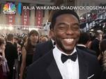 Raja Wakanda Chadwick Boseman Tutup Usia