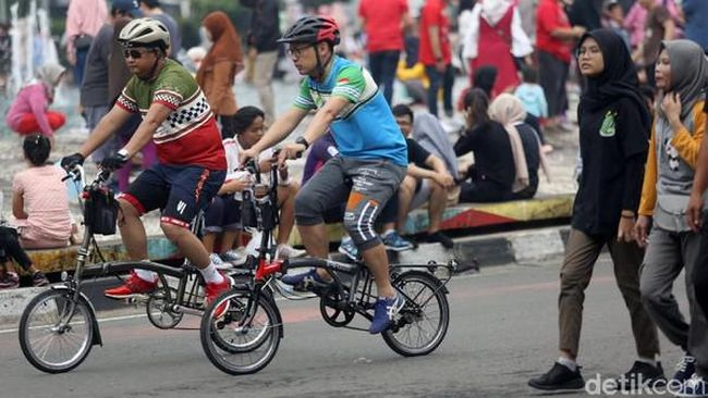Ada Diskon Gila Gilaan Sepeda Lipat Di Sini Nih Serbu