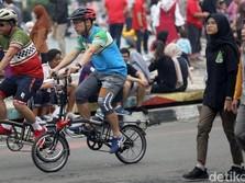 Ada Diskon Gila-gilaan Sepeda Lipat di Sini Nih, Serbu!