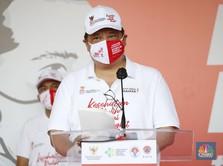 Airlangga: RI Beri Uang Muka Vaksin Corona Rp 3,3 T Tahun Ini