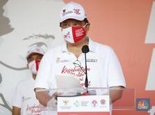 Menteri Jokowi Sindir Anies Lagi, Biang Covid-19 DKI Naik?
