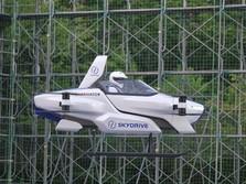 Canggih Gaes! Jepang Berhasil Uji Coba Mobil Terbang Nih
