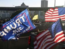 Waduh! Trump Dituding Berada di 'Belakang' Kerusuhan di AS?