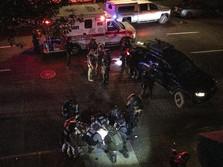 AS Masih Membara, 1 Tewas di Kerusuhan Portland