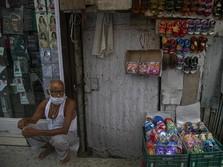 Breaking! Ekonomi India Terjun Bebas Sampai -23,9%