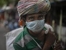 Ngeri! Gunungan Sampah Miliaran Masker Covid-19 Hantui Dunia