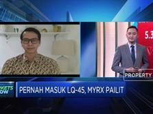 Dinyatakan Pailit, Bagaimana Nasib Investor MYRX?