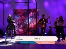 Basuh Dahaga Fans, Raisa Tampil di Konser Virtual bank bjb