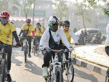 Banjir Hadiah di Lomba Sepeda Virtual bank bjb Seri 2