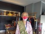 Cerita Pedagang Batik Sukirah Bangkit Berkat Banpres UMKM