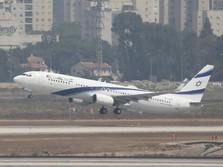 Jreng! Raja Salman Izinkan Langit Arab Dilewati Israel