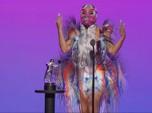 Gaya Lady Gaga Borong Banyak Penghargaan di MTV VMA 2020