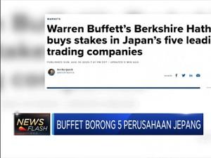 Masuki Usia 90 Tahun, Buffet Borong 5 Perusahaan Jepang