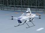 Penampakan Mobil Terbang Made in Japan yang Sukses Uji Coba