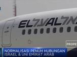 Penerbangan Komersial Perdana Israel ke Uni Emirat Arab