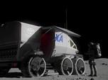 Canggih! Mobil Racikan Jepang ini Siap Jelajahi Bulan