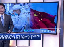 Agustus 2020, Manufaktur PMI China di Angka 53,1