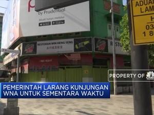 Cegah Covid-19 Meluas, Malaysia Perpanjang Lockdown