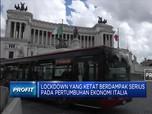 Dihantam Covid-19, Ekonomi Italia Q2-2020 Anjlok 12,8%
