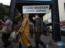 Dear Pak Anies, DKI Jakarta Jawara Kasus Covid Lagi Nih