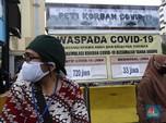 Jakarta: Maju Kotanya, #dirumahaja Warganya
