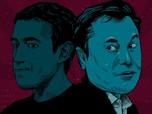 Bukan Bos Facebook, Elon Musk Jadi Orang Terkaya Ke-3 Dunia