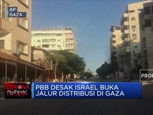 Makin Memprihatinkan, PBB Desak Israel Buka Jalur Distribusi