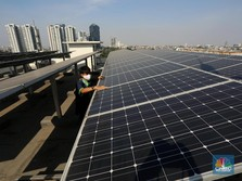 Cuma dari PLTS, Emisi Karbon Bisa Turun 8 Juta Ton di 2030