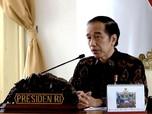 Sepertinya, Jokowi Mulai Cemas Indonesia Masuk Jurang Resesi