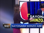 Sayonara Shinzo Abe