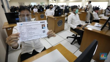 tes cpns di tengah pandemi cnbc indonesia andrean kristianto 26 169