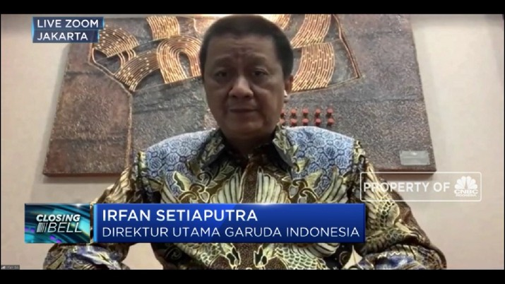 Tingkatkan Okupansi, Garuda Tambah 13 Rute Direct Flight (CNBC Indonesia TV)