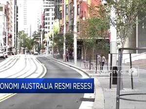 Australia dan Brasil Resmi Resesi