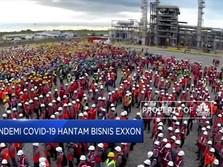 Exxon Kaji PHK Massal Di Seluruh Negara Wilayah Kerja