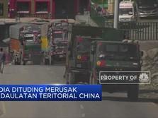 China Tuding India Provokasi Ketegangan di Perbatasan