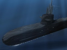 Vietnam Jadi 'Raja' Kapal Selam di Asia Tenggara