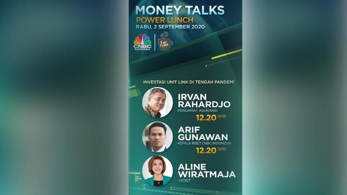 MOney Talk CNBC Indonesia