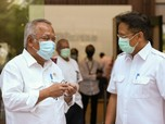 Cerita Terkini Menteri Basuki Soal Food Estate Jokowi