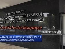 Jiwasraya: Restrukturisasi Polis Sudah Dimulai Pada Agustus