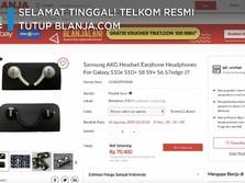 Selamat Tinggal! Telkom Resmi Tutup Blanja.com