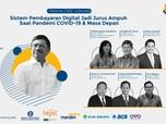 Webinar Sistem Pembayaran Digital CNBC Indonesia