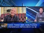 Said Abdullah: Perkuat KSSK, Tak Perlu Bentuk Dewan Moneter