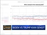 Elektabilitas Biden Ungguli Trump