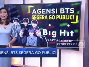 Agensi BTS Segera Go Public!