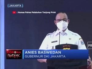 Warga Jakarta, Ini Imbauan Anies Agar Tak Kena Corona