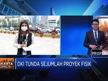 Dampak Pandemi, DKI Jakarta Tunda Sejumlah Proyek Fisik