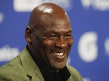 Harganya Buat Jantungan, Sepatu Bekas Michael Jordan Dilelang