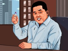 Setop Impor! Erick Thohir: RI akan Bangun Pabrik Paracetamol