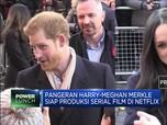Pangeran Harry & Meghan Markle akan Produksi Film di Netflix