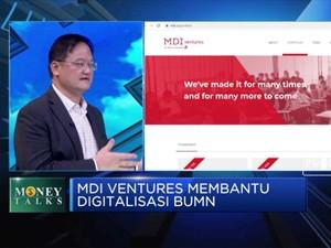 Siasat MDI Ventures Menangkap Peluang di Tengah Pandemi